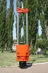 Дизель молот трубчатый УР-1250