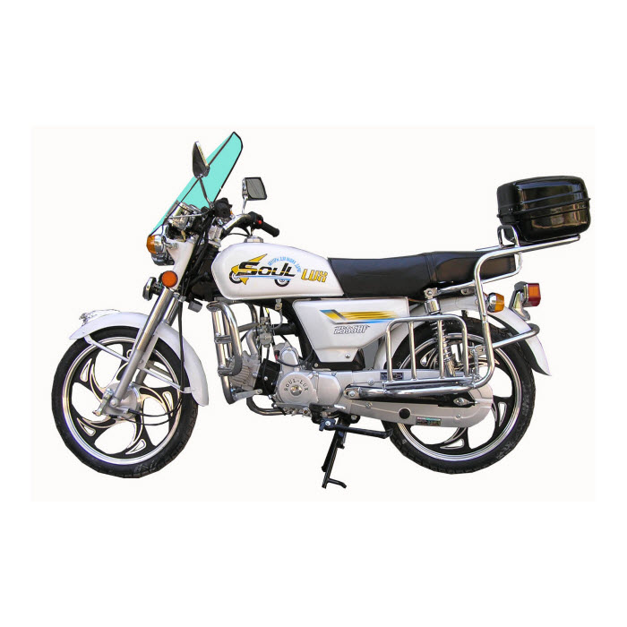 Купить Мопед Soul (Соул) Lux 49cc (Alpha), консультация, продажа, Украина