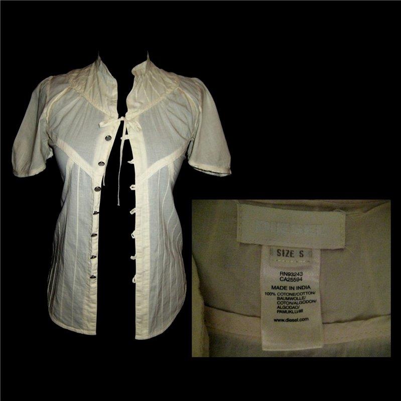 Купить Блуза рубашка Diesel оригинал