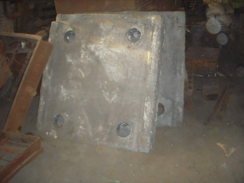 Плиты, сухари к дробилкам СМД 110 СМД 111 СМД 118