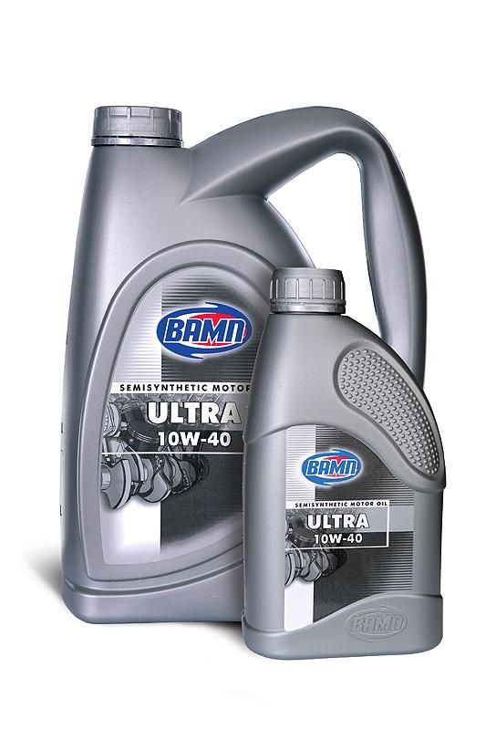 Масло моторное универсальное полусинтетическое 10W-40 ULTRA ВАМП