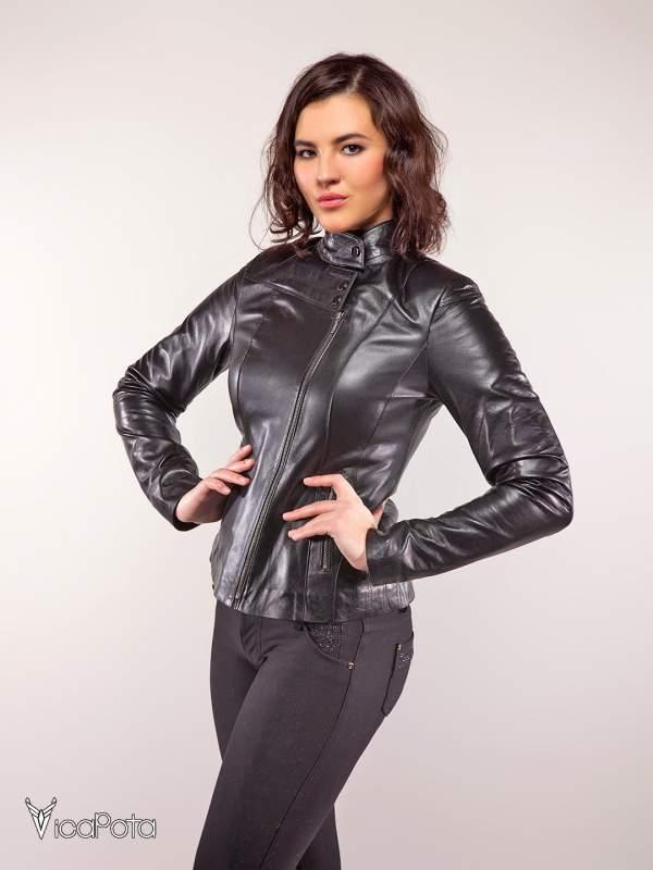 Жіночі шкіряні куртки купити в Одеса 762c5b7741b4a