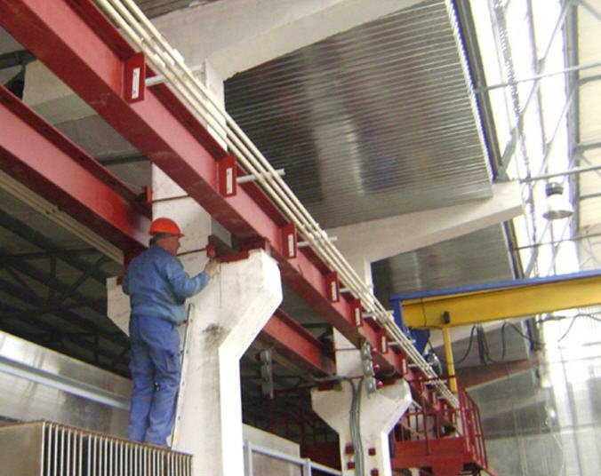 Buy Subcrane ways for tower and gantry cranes
