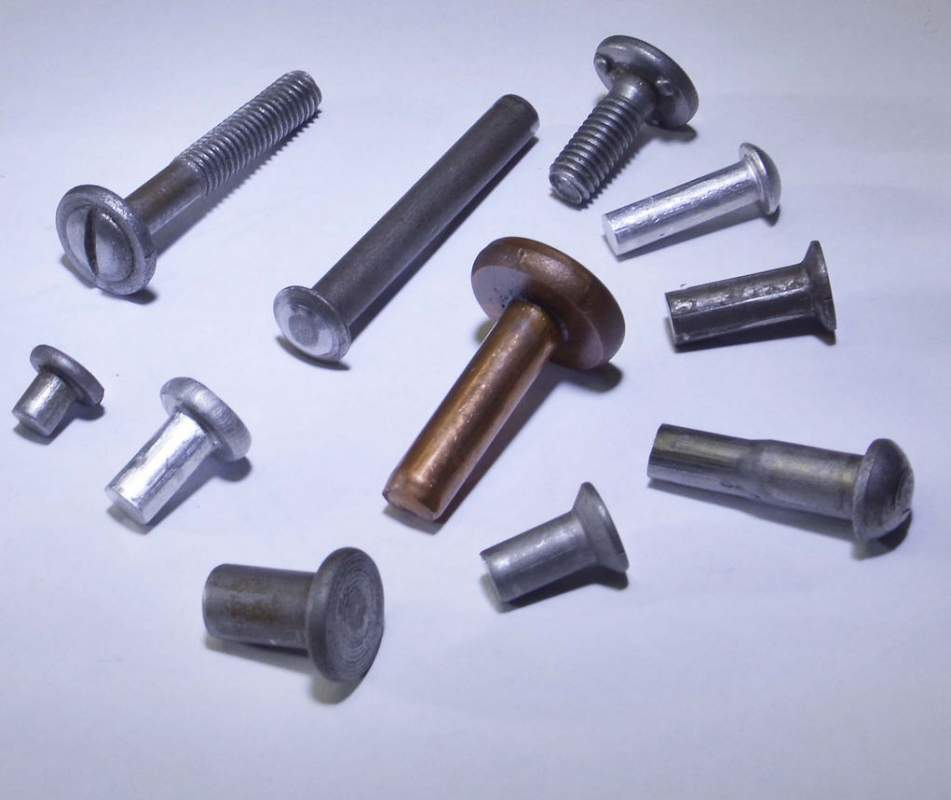 Buy Rivets aluminum Color rivets production sale delivery