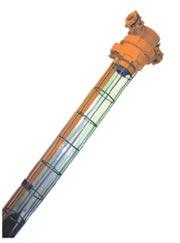 Вибухобезпечний рудничний світильник ЛСР-01, для висвітлення вибухонебезпечних приміщень. ЛСР-01-20 (127В) - пересувний, ЛСР-01-40 (220В) - стаціонарний. Температура навколишнього середовища при експлуатації від 0°С до +35°С для В5