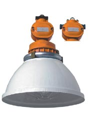 Lamp explosion-proof NSP-18vekh protection level 1ekh
