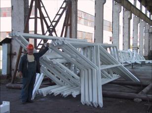 Купити Металоконструкції для будівництва торгових центрів, виставочних залів
