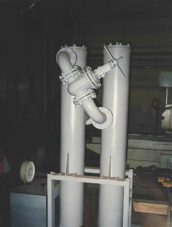 Фильтр очистки турбинного масла (ГСМ)