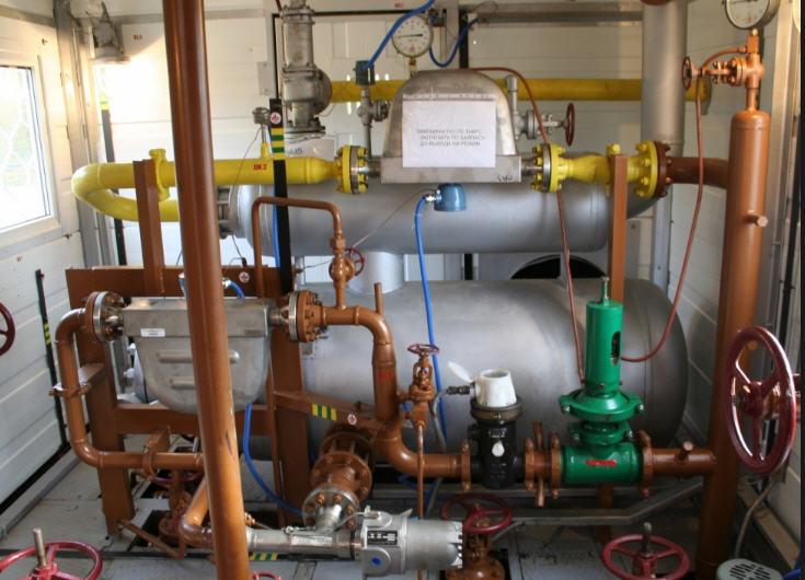 Установки очистки нефтепромыслового оборудования от механических примесей