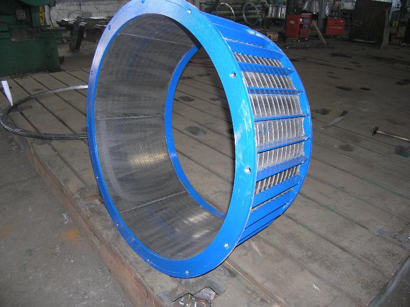 Фильтрующие роторы центрифуг ФВШ, ЦФШнГ, ФВи, ФГВ