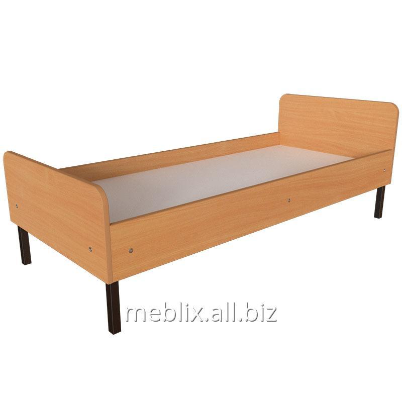 Купить Кровать детская на металлическом каркасе