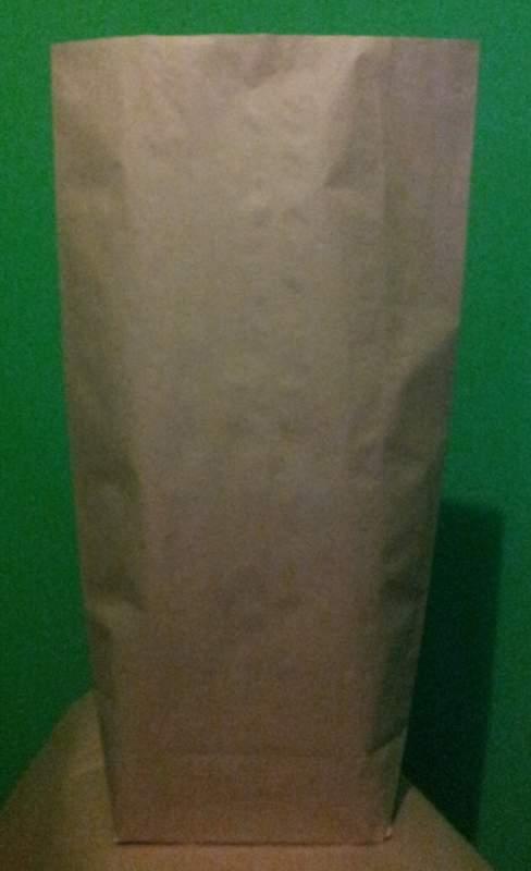 Купить Мешок бумажный трехслойный 63х35х14