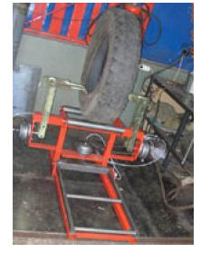 The bead expander is pneumatic, the Equipment for car service