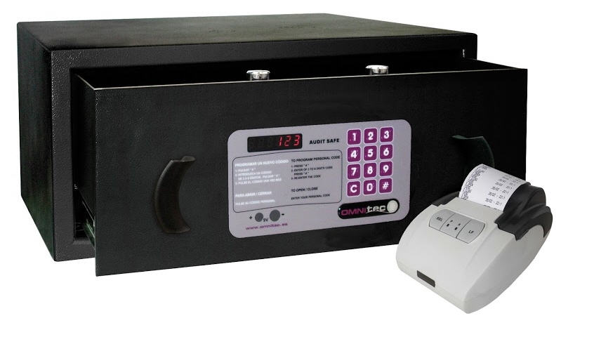 Safes Are Hotel For Hotels Omnitec The Easy Plus Folder Safe To P