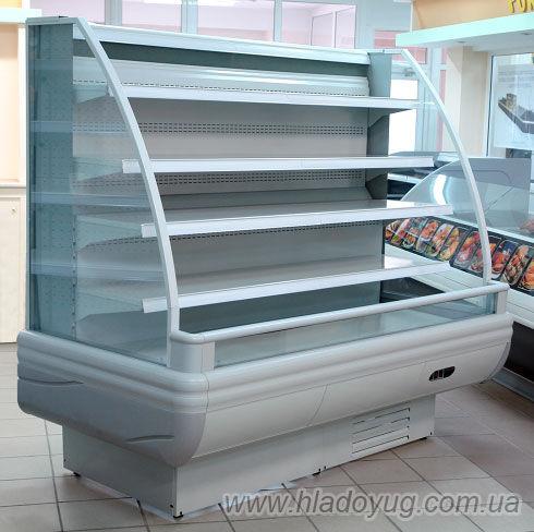 Купить Parus NEW витрина со встроенным агрегатом