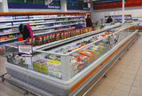 Купить Низкотемпературная холодильная витрина NAUTILUS