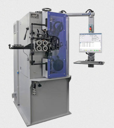 Buy EcoCoiler F3 machines for production of springs of compression, stretching and torsion