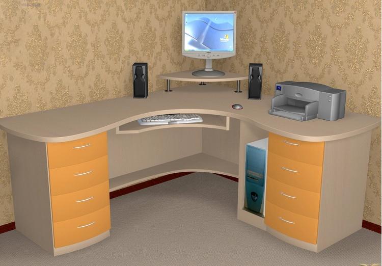 Столы компьютерные купить, купить компьютерные столы под зак.
