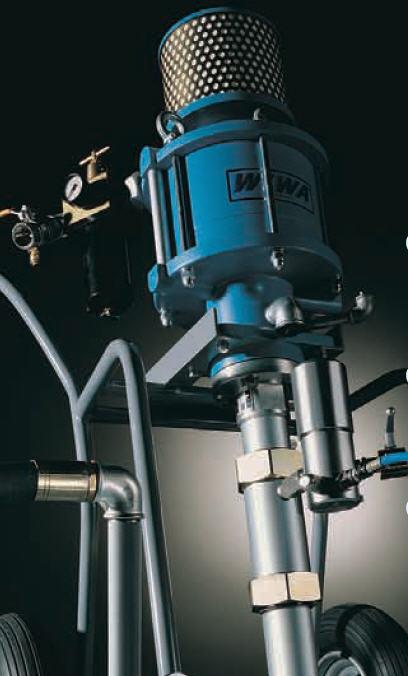 Купить Покрасочное оборудование WIWA (Германия)