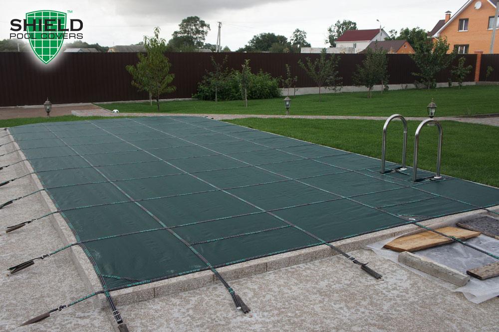 Покрытие Shield для бассейна