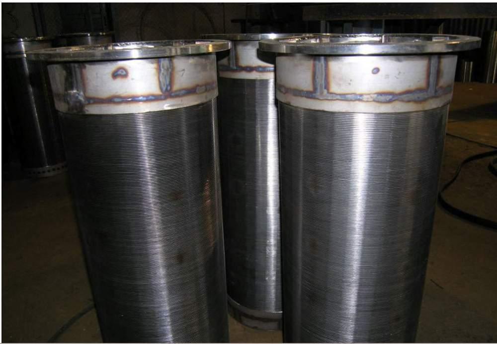 Фильтрующий элемент для Скрубер Бутара, фильтрующий барабан, сита барабанное