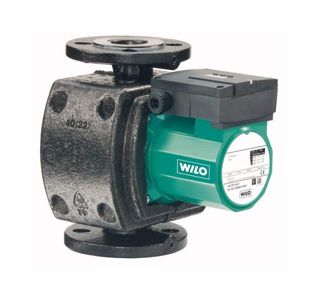 Купити Насос циркуляційний для систем опалення Wilo-top-s