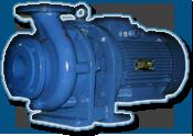 Консольные насосы К, КМ для чистой воды (системы водоснабжения)