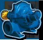 Купить Насосы двустороннего входа ( насосы Д, 1Д, ДВ, ВДВ) для чистой воды