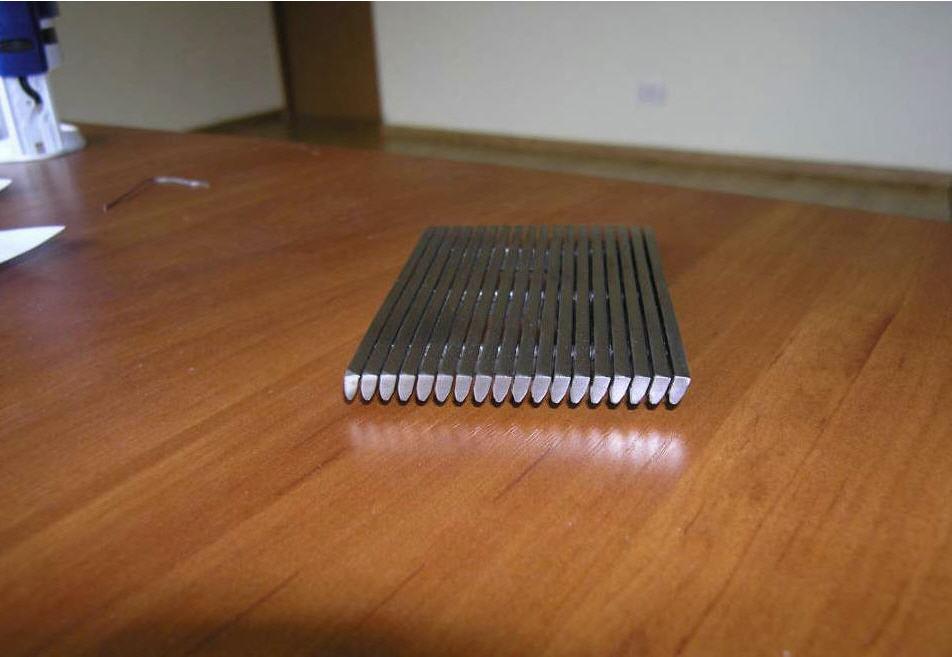 Сита щелевые сварные для грохотов, грохотов инерционных ГОСТ 9074-85