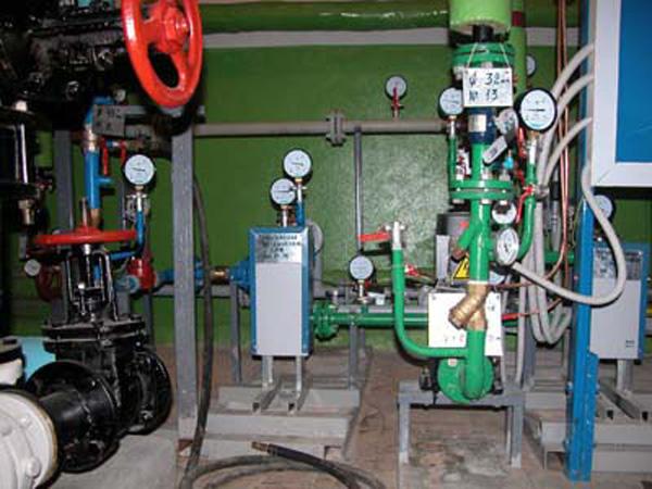 Отопление производства. Продажа сантехнического оборудования для промышленных объектов. Возможно выполнение работ.