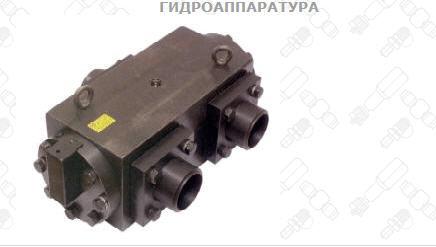 Гидрораспределитель водоэмульсионный типа РВ 1500