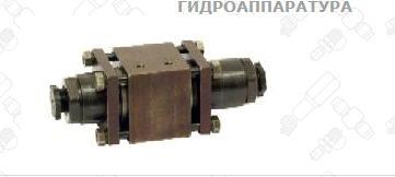 Клапан обратный управляемый для воды типа КУВ 20