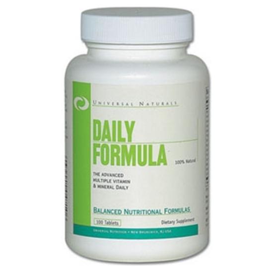 Купити Вітаміни+мінерали Daily Formula, 100 таб