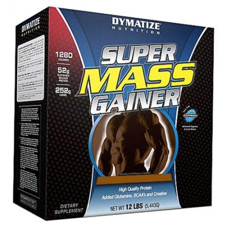 Dymatize Nutrition Super Mass Gainer 5450 г