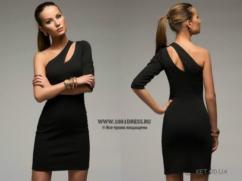 Плаття один рукав купити в Одеса 74316f7760518