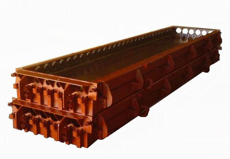 Металлооснастка и металлоформы для производства железобетонных изделий