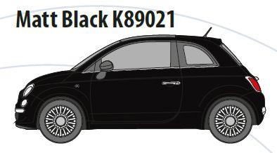 Черная матовая пленка KPMF K88022 (серия 88000)