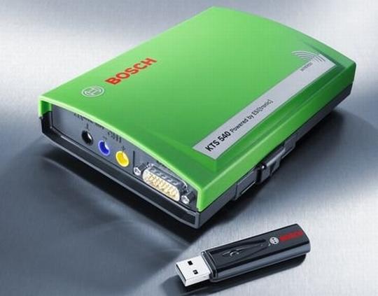 Buy Diagnostic BOSCH KTS 540 scanner