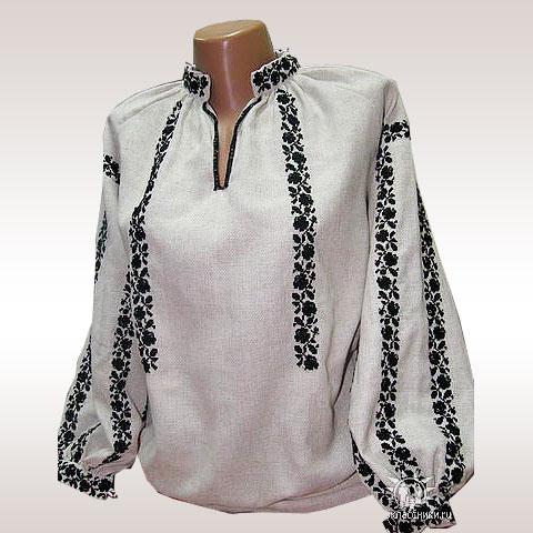 Сорочка вишиванка ручна робота купить в Виннице a3df4a95e3565
