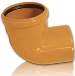 Buy PVC knee f160 for sewer pipes