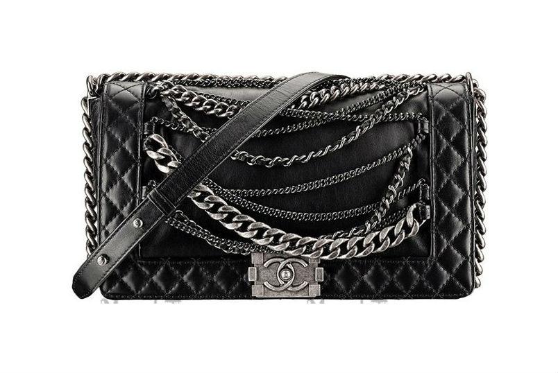 d23baec9b02d Bag leather Chanel Chanel Le Boy buy in Kiev