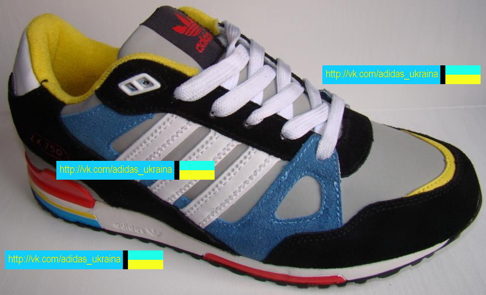 Кроссовки adidas zx 750 фото