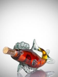 """Купить Бутылка коньячная """"рыба 0,5"""""""