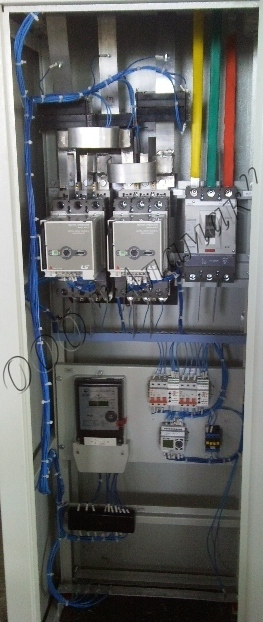 Нестандартное оборудование по проекту Заказчика (щиты, шкафы))