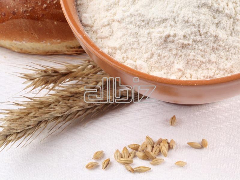 Купить Мука пшеничная