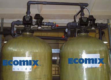 Фильтр тонкой очистки воды промышленный