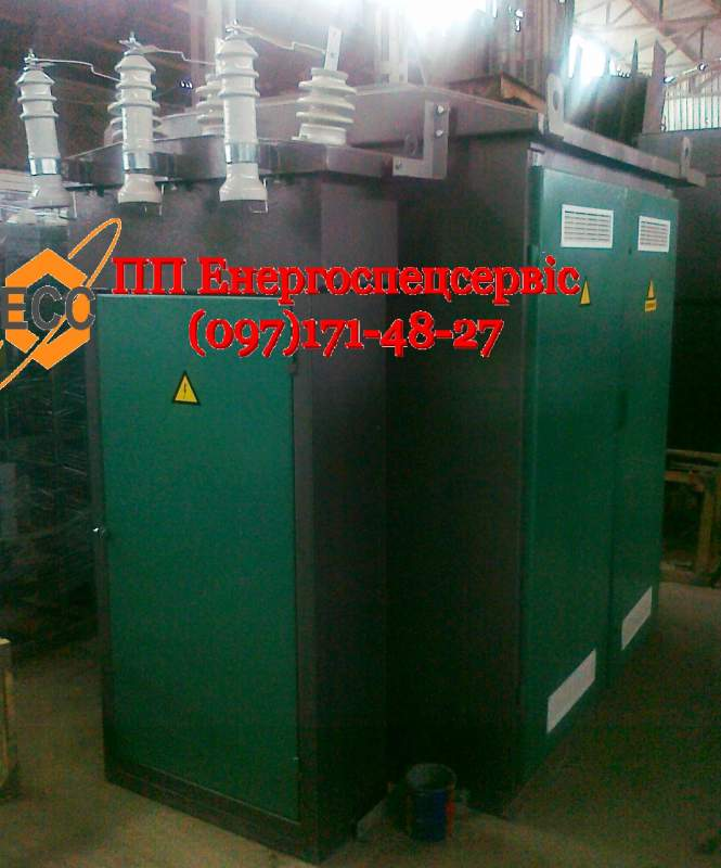 Купить Трансформаторная подстанция (киосковая) КТП-160/10(6)/0,4 с воздушным вводом