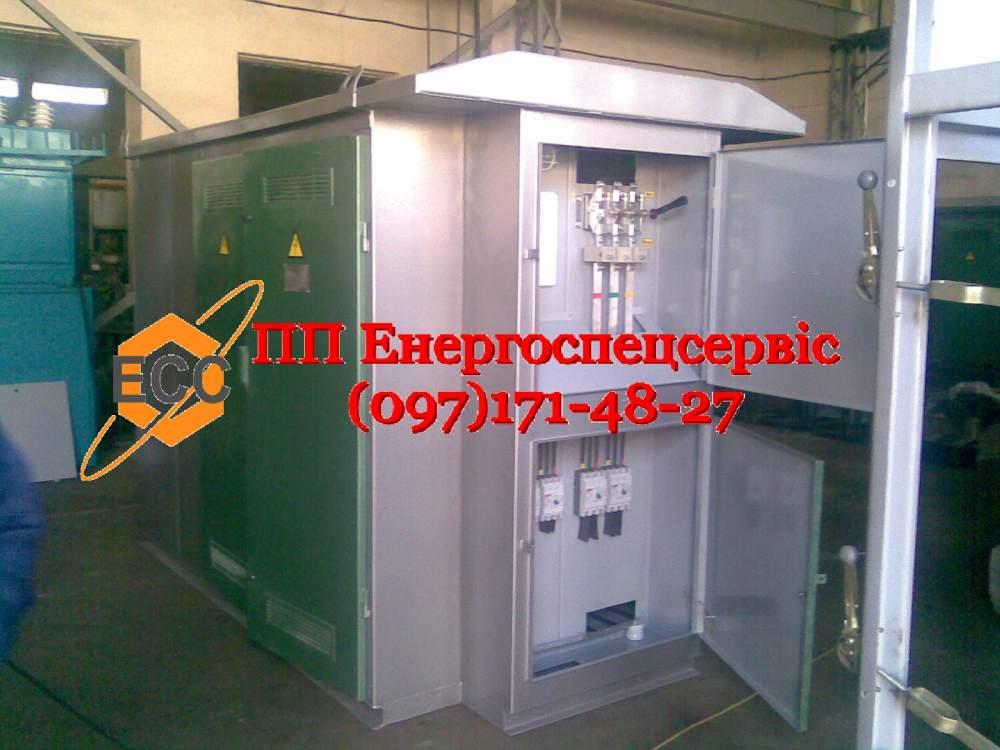 Купить Трансформаторная подстанция (киосковая) КТП-250/10(6)/0,4 с кабельным вводом