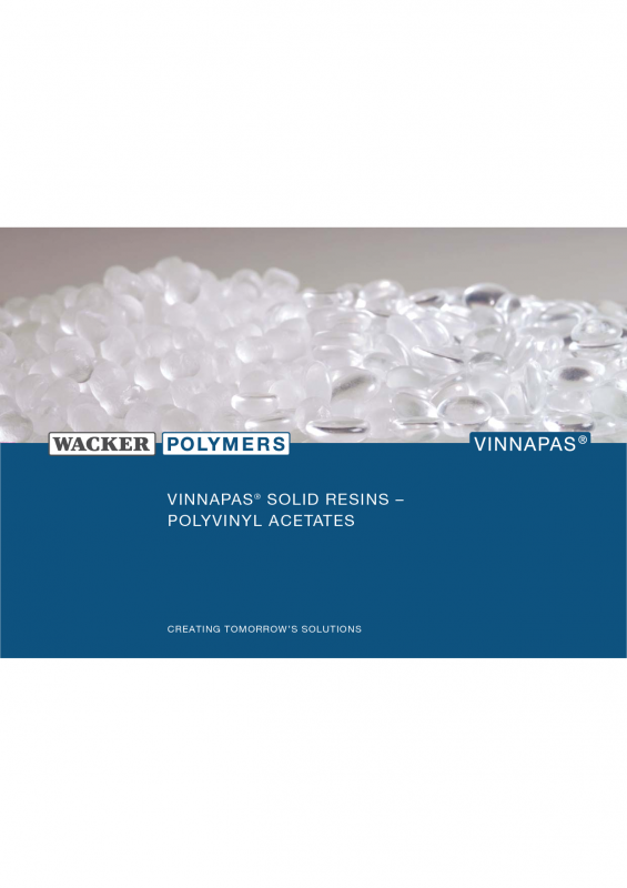 Купить VINNAPAS - твердые смолы - поливинилацетаты