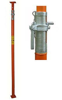 Стойки телескопические для опалубки (удлинитель стойки)